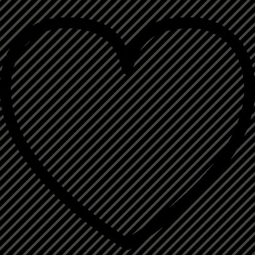 like, love, loved, loving icon