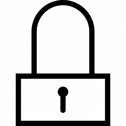 lock, locked, locker, locking icon