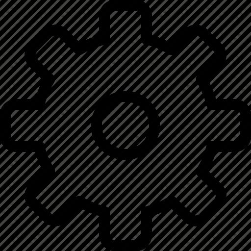 cog, setting, settings, settings cog icon