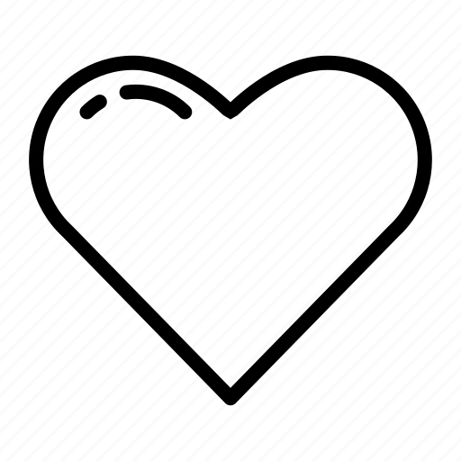 bookmark, favorite, heart, like, love, rating icon