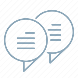 chat, comment, conversation, help, message, question, support icon