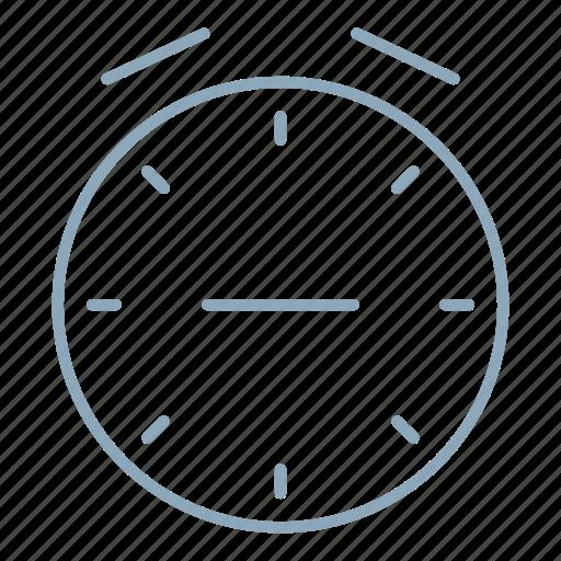 alarm, clock, delete, remove, time, timer, watch icon
