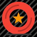 basic, bright, star