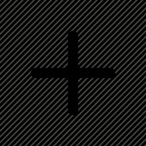 add, more, new icon