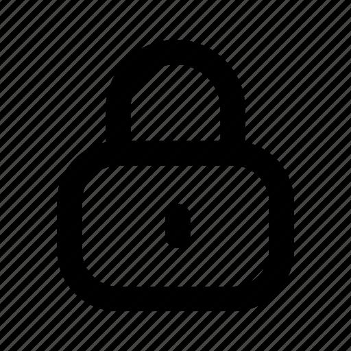 forbidden, lock, locked, unaccessible icon