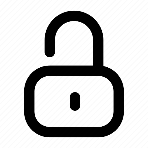 access, free, open, unlock icon