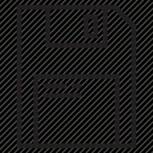 Save, data, database, floppy, storage icon - Download on Iconfinder