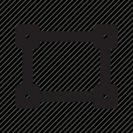 design, model, object, resize icon