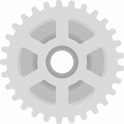 Gear, settings, options icon