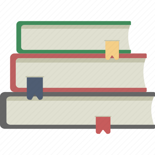 book, books, education, reading, stack icon