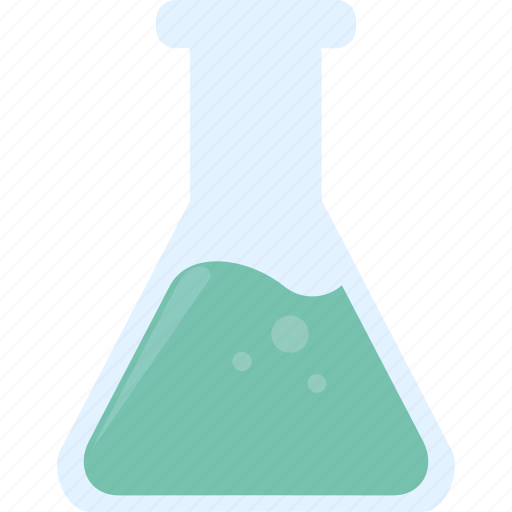 chemistry, experiment, flask, laboratory, medical, research, science icon