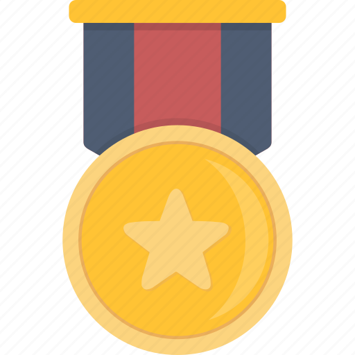 Award, gold, medal icon - Download on Iconfinder