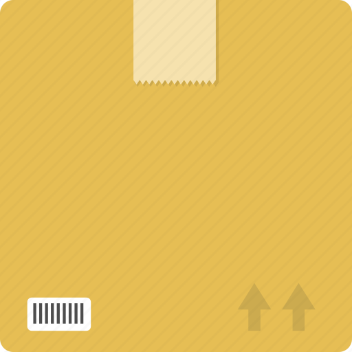 Box, moving, delivery, shipping, package icon