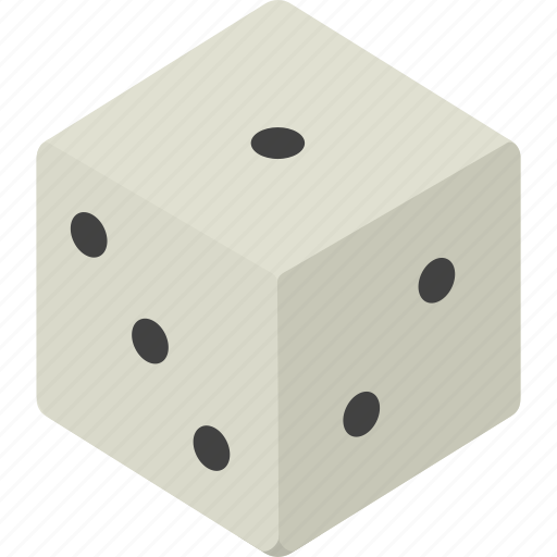 dice, die, gambling, gaming, risk, roll icon