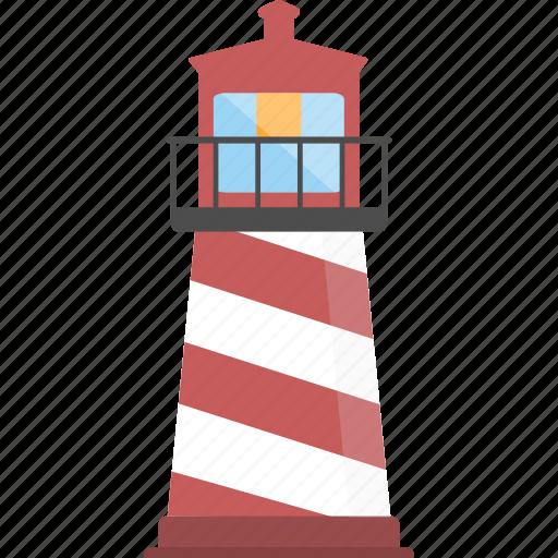 house, light, light house, lighthouse icon