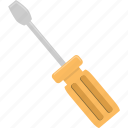 screwdriver, tool icon