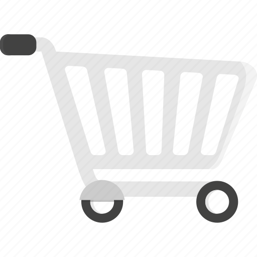 cart, shopping, shopping cart, store, trolley icon