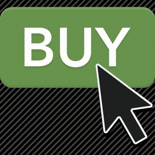 arrow, buy, click, commerce, shop, store icon
