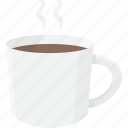 coffee, coffee cup, cup, drink, hot icon