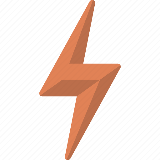 bolt, energy, lightning icon
