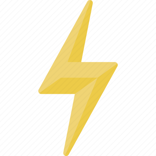 Bolt, lightning, energy icon - Download on Iconfinder