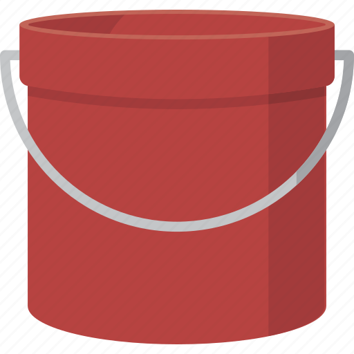 Bucket, pail icon - Download on Iconfinder on Iconfinder