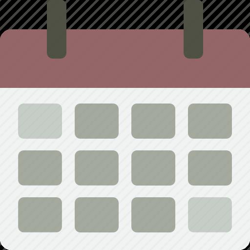 Calendar, event, month, schedule icon - Download on Iconfinder
