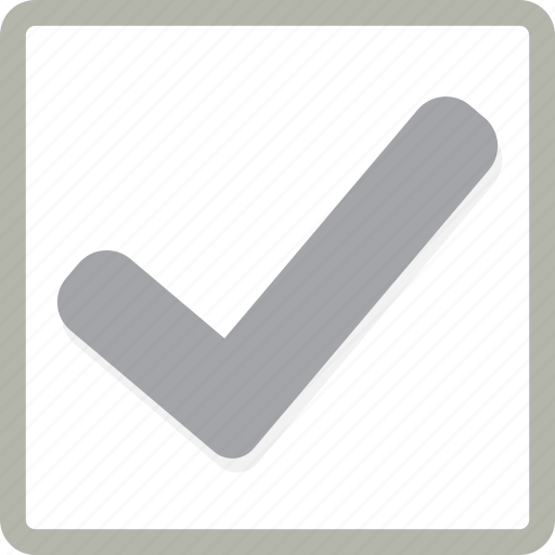Box, check, yes icon - Download on Iconfinder on Iconfinder
