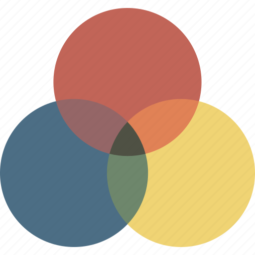 chart, color, colors, overlap, overlay icon
