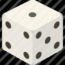 dice, die, game, roll