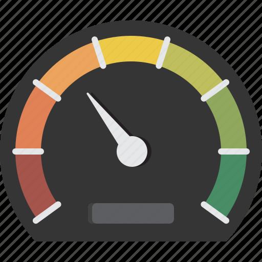 Dashboard, gauge, meter, measure, performance icon - Download on Iconfinder