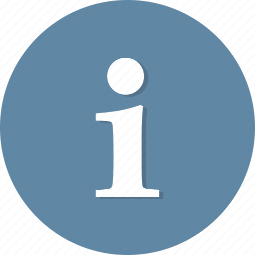 Information, help, support icon - Download on Iconfinder