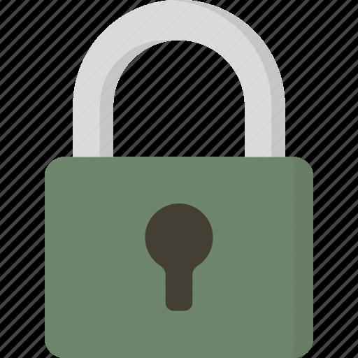 Lock, locked, padlock, security icon - Download on Iconfinder