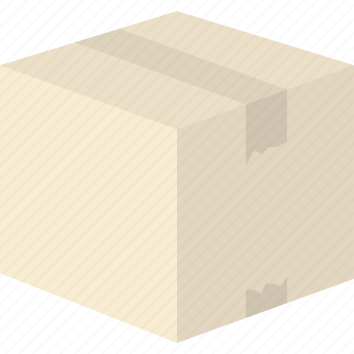 box, delivery, moving icon