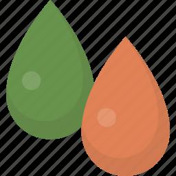 color, drop, drops, paint icon