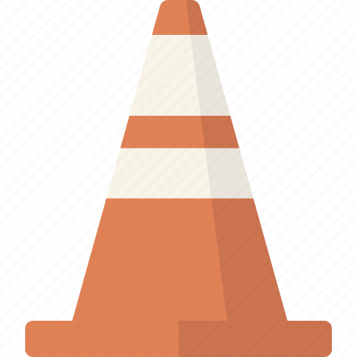 Alert, cone, safety, traffic, warning icon - Download on Iconfinder