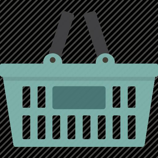 basket, cart, checkout, shopping, store icon