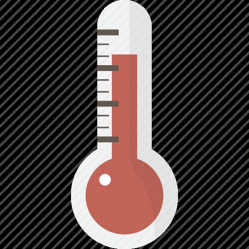 temperature, thermometer icon