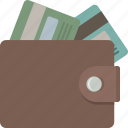 cards, checkout, credit, pay, payment, wallet icon