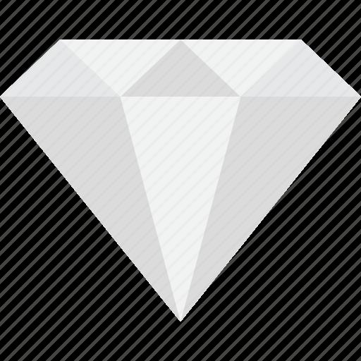 Diamond, gem, jewel, crystal icon - Download on Iconfinder