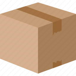 box, moving icon