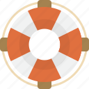help, life, preserver, ring icon