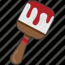 brush, color, edit, paintbrush icon