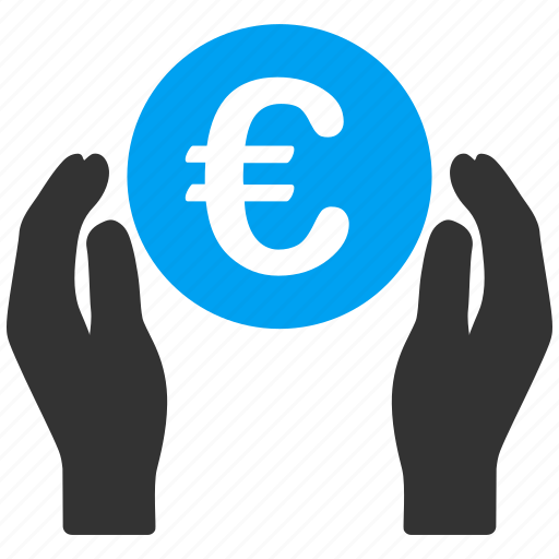 euro, european, finance, hands, insurance, invest, rich icon