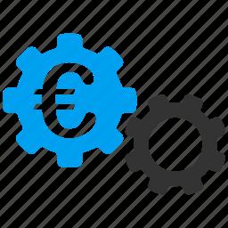 configuration, euro, european, industry, machine, mechanics, settings icon