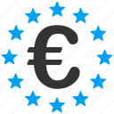 business, commerce, eu zone, euro, european union, financial, lottery prize icon