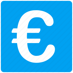 business, commerce, euro, european, financial, fund, investition icon