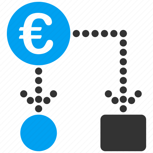business, cash flow, cashflow, chart, commerce, euro, european icon