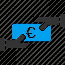 buy, euro, european, finance, money, purchase, transfer icon