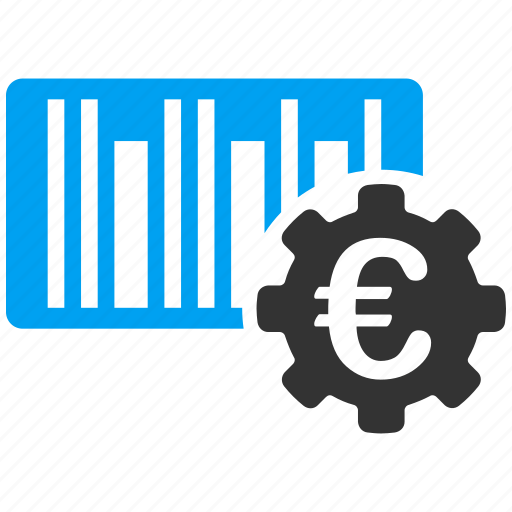 bar code, barcode, euro, european, finance, price, setup icon